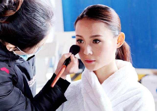 奢妃助力国际一线品牌发布会 各大时尚品牌造型花絮