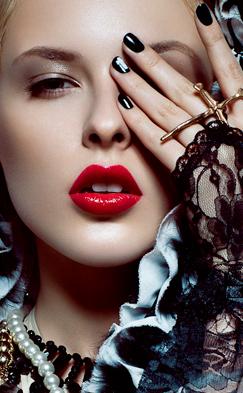 奢妃化妆造型图片欣赏