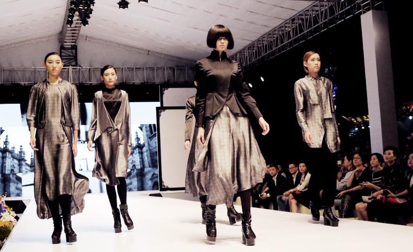 MAKEUP SEFEI.奢妃国际班 名师班全程打造 ღ JWB2016成都春夏时装流行趋势品牌发布会