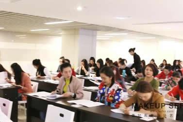 奢妃化妆学校0424资格证考试