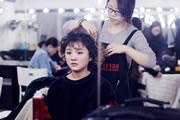 成都化妆学校奢妃化妆班课堂花絮积少成多 妆发魔力