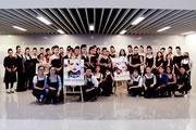 成都奢妃化妆学校4.28日化妆班阶段考试