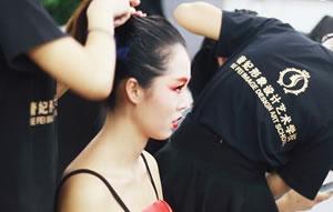 第十五届西部博览会唯一指定化妆造型机构