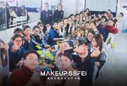 奢妃化妆培训学校课间小游戏,拉近新同学们之间的距离