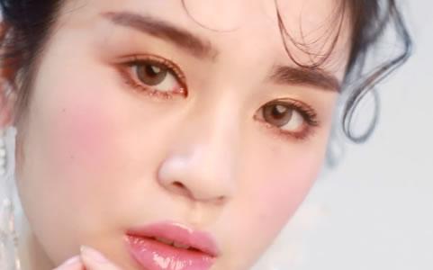 化妆视频教程|奢妃韩式空灵唯美新娘造型