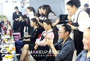 化妆班毕业秀《绣梦》时尚作品发布会来临在即