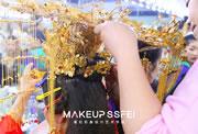 化妆学习培训班|三阶段新娘化妆考试