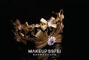成都学化妆|学手工饰品设计培训学校