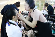 奢妃化妆培训班0312班·一阶段考试