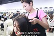 奢妃化妆学员实操