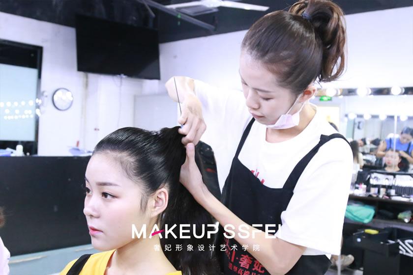 奢妃化妆学校课堂动态,去化妆学校真的好么?