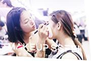 成都化妆培训奢妃化妆课程妆容练习