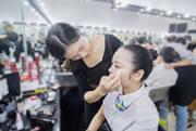 成都化妆培训学化妆学费多少学多久