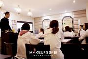 成都知名化妆学校奢妃半永久学员学习素描