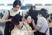 靠谱的化妆培训学校新娘造型化妆
