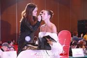 中国化妆摄影十佳总决赛化妆师白纱Show