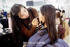 学习化妆哪里专业靠谱成都化妆学校奢妃怎么样