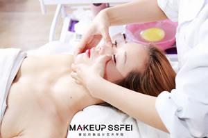 奢妃美容培训学校学美容师发展还能做多久