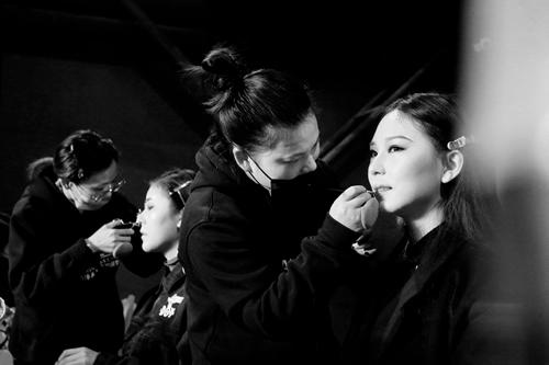 第69届世界小姐四川赛区总决赛奢妃学院指定化妆造型