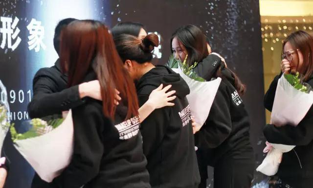 """澳洲幸运5""""寂.荼蘼"""" MAKEUP SSFEI·0901班毕业作品发布会"""