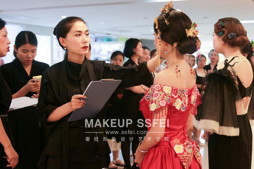 成都哪家化妆学校教的好?