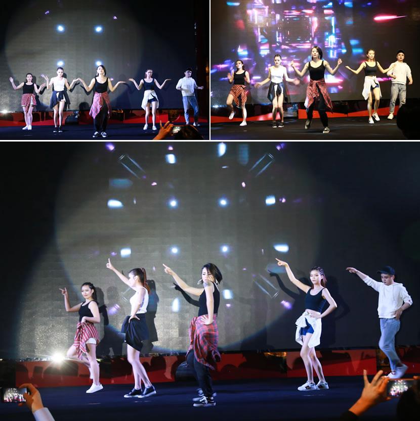 0312.1班:舞蹈GOOD TIME