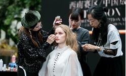 中国摄影化妆造型十佳大赛成都09月17日名师课程现场