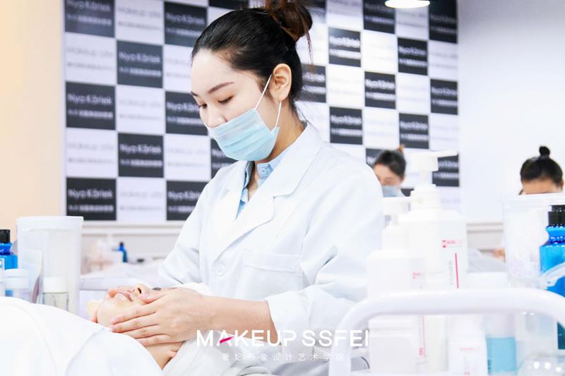 成都美容培训学校美容师精英培训班真人实操