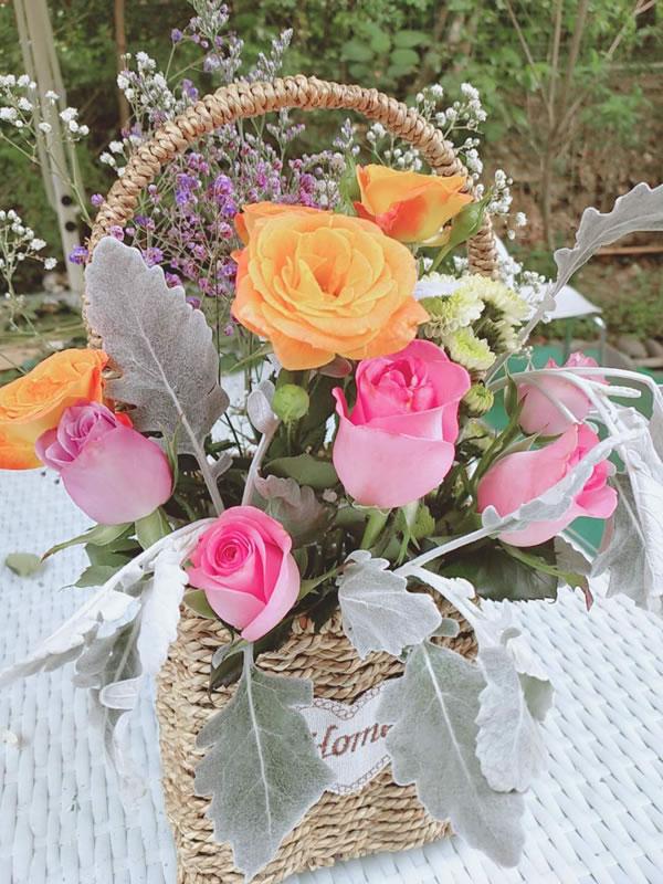 澳洲幸运5插花活动:缤纷四月天,与爱邂逅,插花初体验